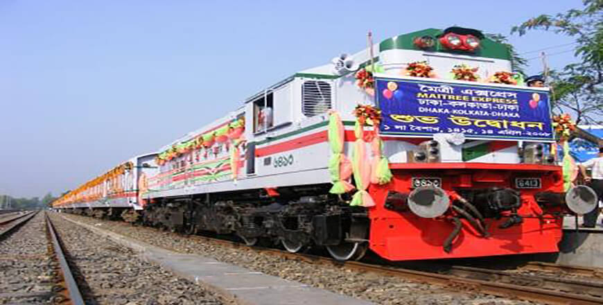 Maitree Express A Reliable Kolkata Dhaka Train Service