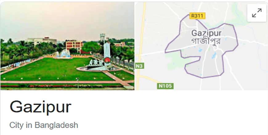 Gazipur Tourist Spots and Top Attractions in Bangladesh