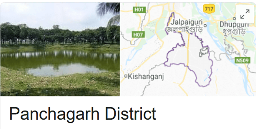 Panchagarh Tourist Spots and Attractions in Bangladesh