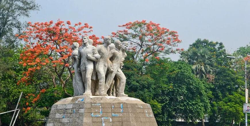 Dhaka University Tourist Spots carry the history of Bangladesh