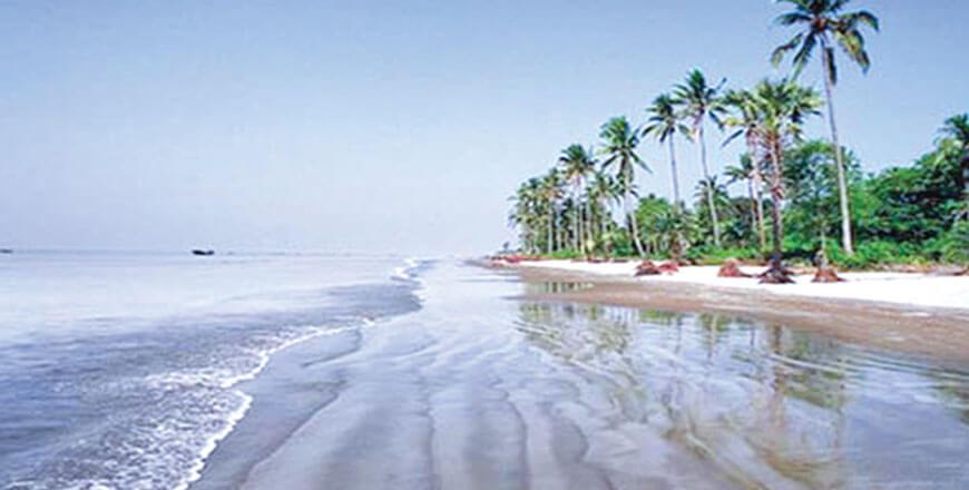 Kuakata Sea Beach is Known as Fun in the Sun