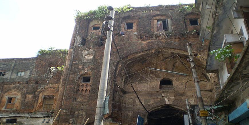 Bara Katra an old Muslim Heritage in Dhaka Bangladesh