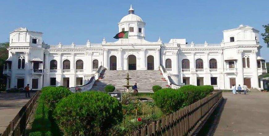 Tajhat Palace A Rajbari of Land Lord Maharaj Gopal Lal in Rangpur