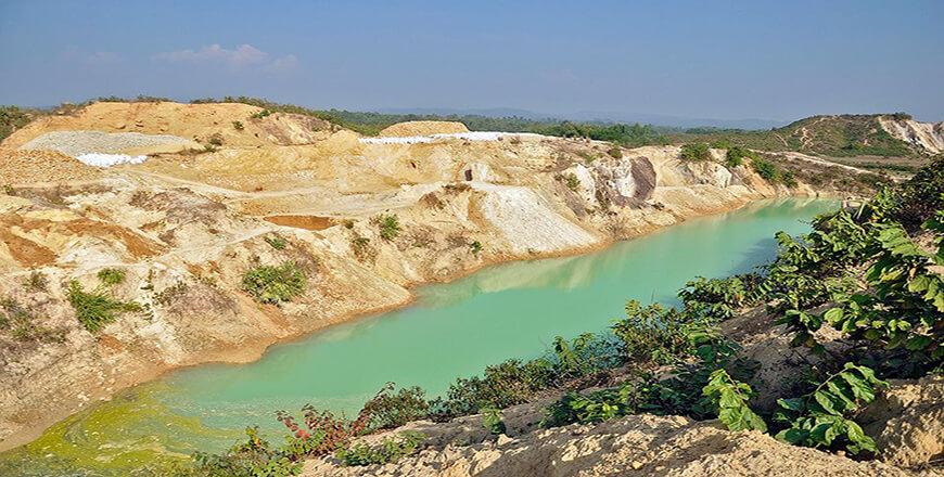 Durgapur Tourist attractions under Netrokona district in Bangladesh