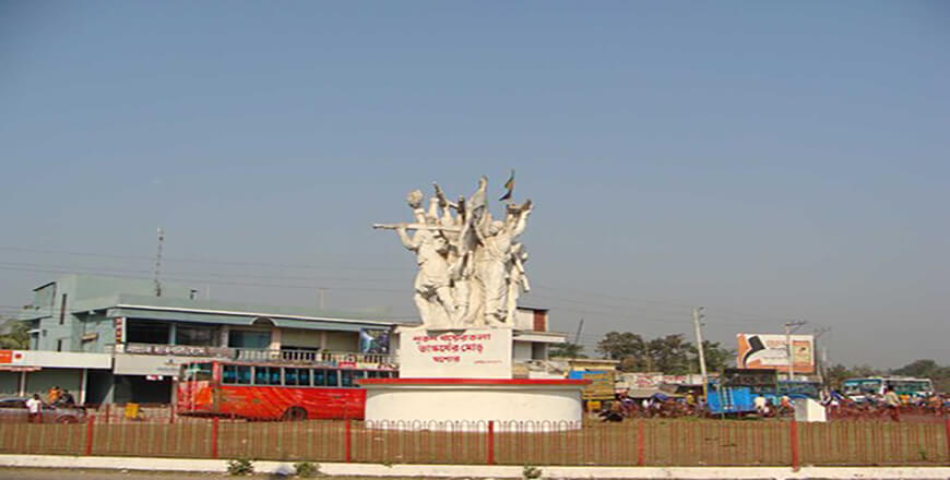 Jessore | A District under Khulna Division in Bangladesh